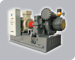 Single-Stage High Speed Centrifugal Blower