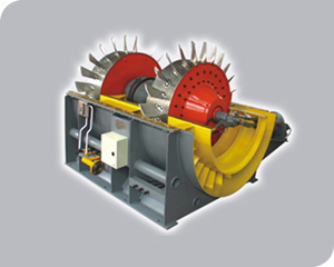 Moving Blade Adjustable Axial-Flow Fan